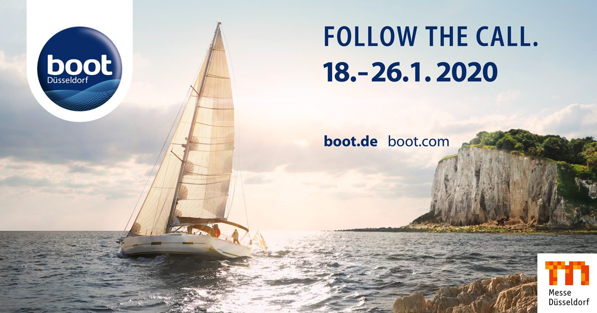 Bootsmesse Düsseldorf 2020